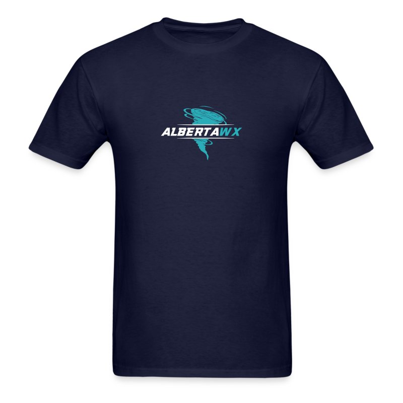 AlbertaWX new logo T-Shirt - Men's T-Shirt
