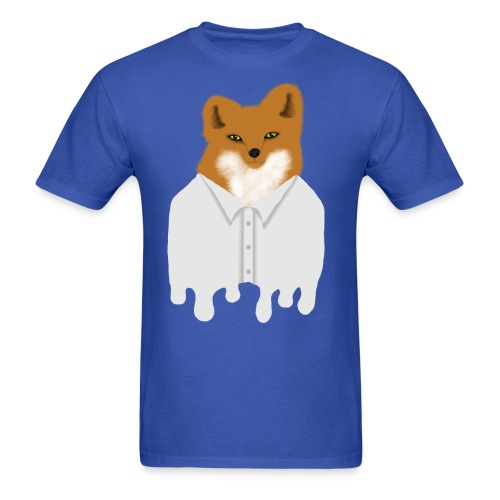 Fancy Fox - Men's T-Shirt