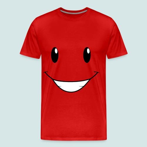 Face from Nick Jr. - Men's Premium T-Shirt