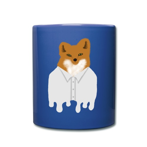 Fancy Fox - Full Color Mug