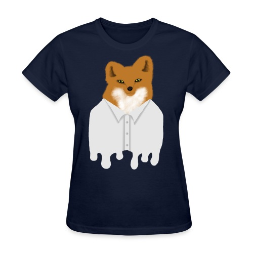 Fancy Fox - Women's T-Shirt