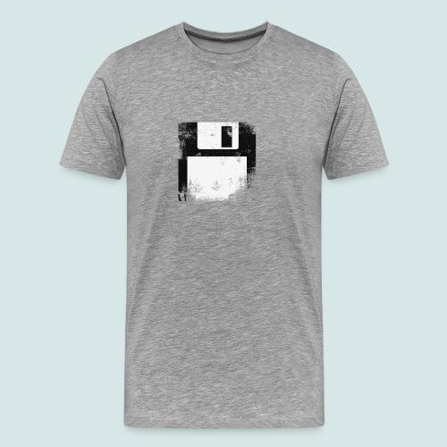 Floppy Disc - Men's Premium T-Shirt