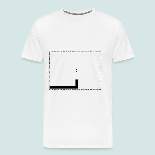 Snake Game - Men's Premium T-Shirt