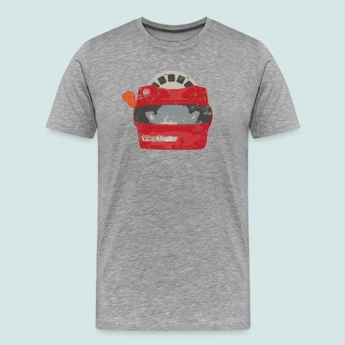 ViewMaster - Men's Premium T-Shirt