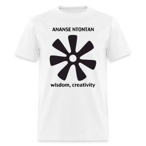 Ananse Ntontan - Men's T-Shirt