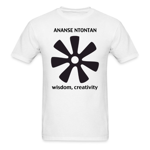 Ananse Ntontan - Men's T-Shirt