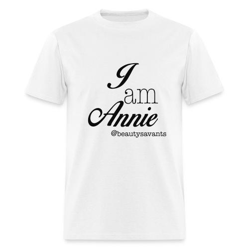 I am Annie - Men's T-Shirt