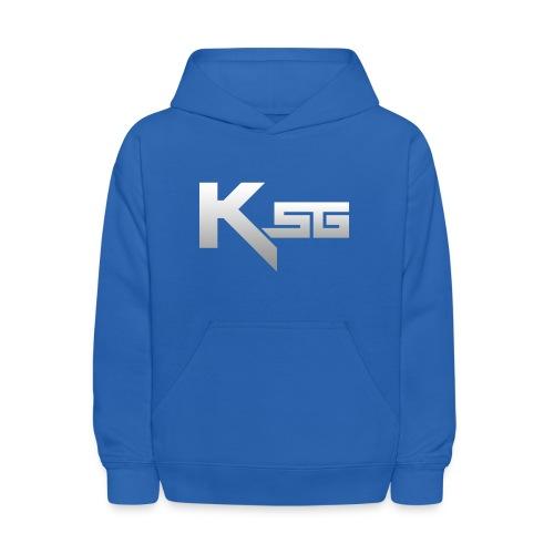 KSG Kids Blue Hoodie - Kids' Hoodie
