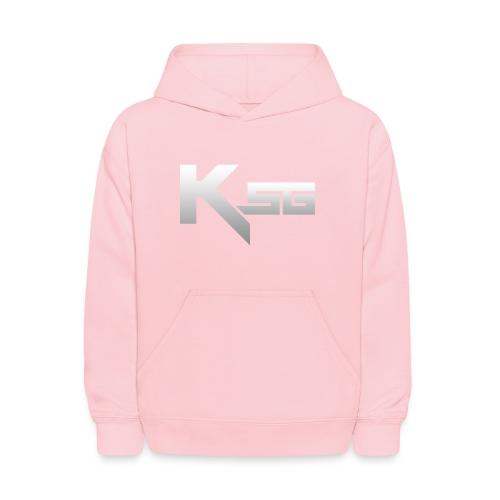 KSG Kids Pink Hoodie - Kids' Hoodie