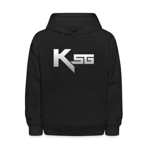 KSG Kids Black Hoodie - Kids' Hoodie