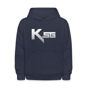 KSG Kids Navy Hoodie - Kids' Hoodie