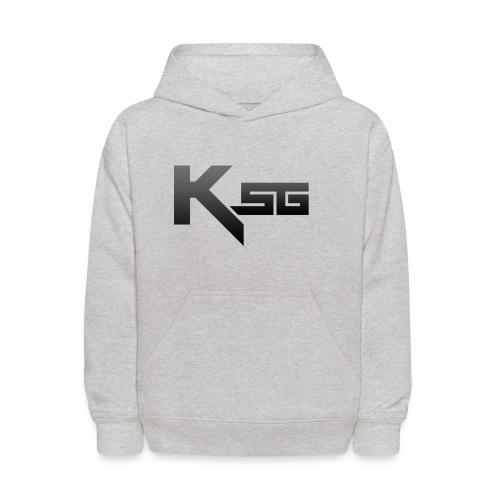 KSG Kids Grey Hoodie - Kids' Hoodie