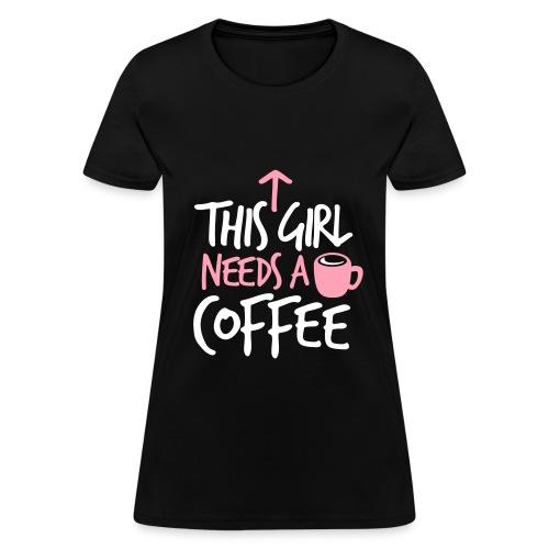 Coffee Lovers - Women's T-Shirt