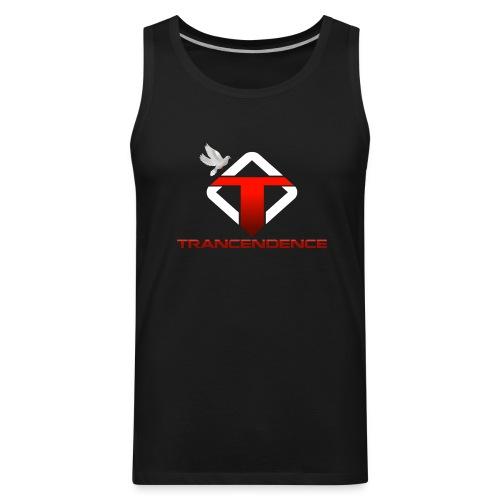 T-Black Men (Premium Tank Top) - Men's Premium Tank