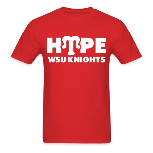 HYPE WSU KNIGHTS T-Shirt - Men's T-Shirt