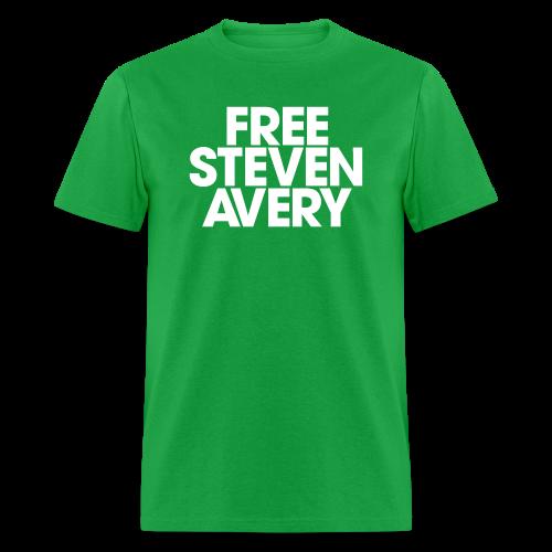 Free Steven Avery - Men's T-Shirt