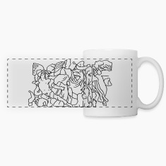Pergamon Altar Berlin Mugs & Drinkware