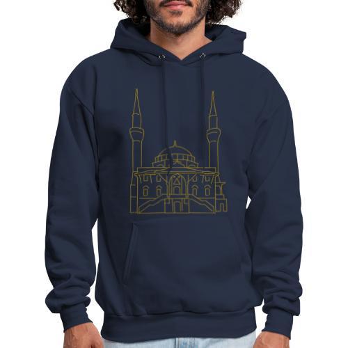 Sehitlik Mosque Berlin - Men's Hoodie