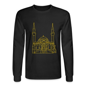 Sehitlik Mosque Berlin - Men's Long Sleeve T-Shirt