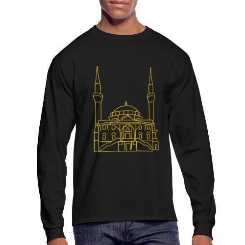 Sehitlik Mosque Berlin - Men's Long Sleeve T-Shirt