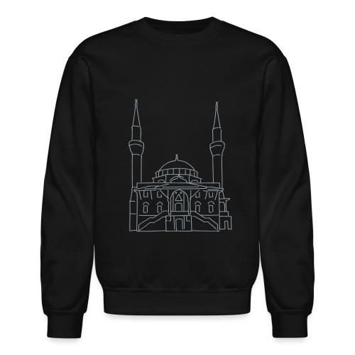 Sehitlik Mosque Berlin - Crewneck Sweatshirt