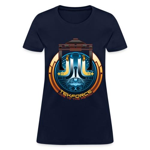 Ode to the Retro - Women's T-Shirt - Women's T-Shirt