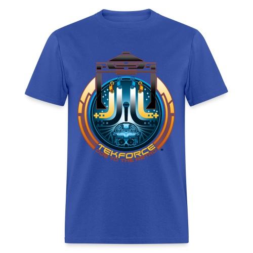 Ode to the Retro - Men's T-Shirt - Men's T-Shirt