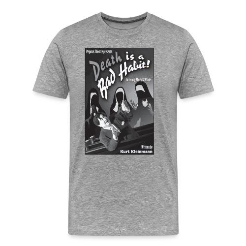 DIABH-2016 T-shirt (Mens) - Men's Premium T-Shirt