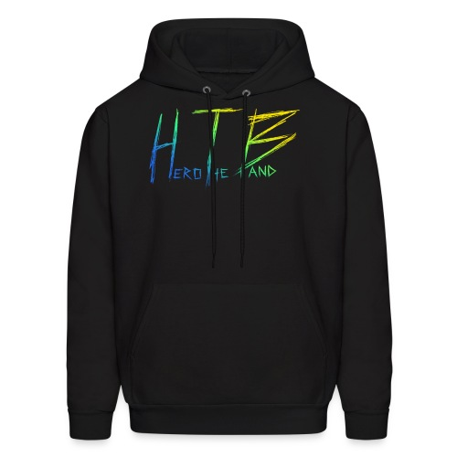 HTB Hoodie (Click for more color options) - Men's Hoodie