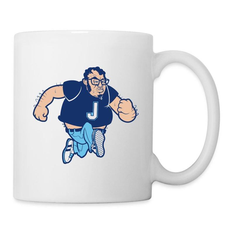 mascot_jorge02 - Coffee/Tea Mug