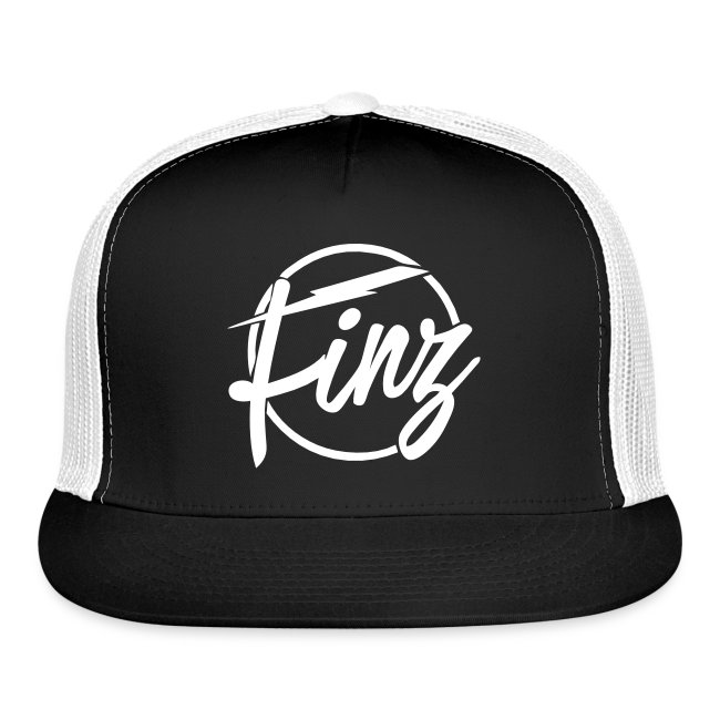 Finz Greasy Trucker Hat