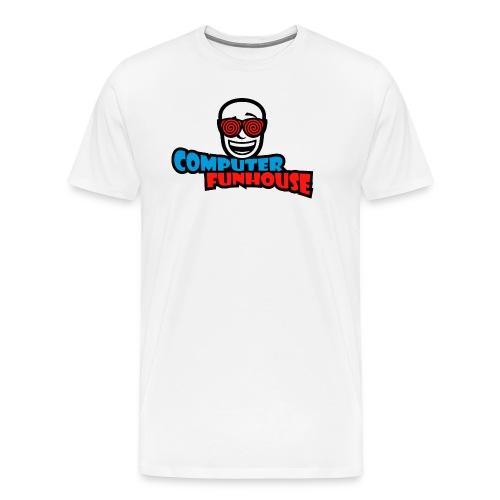 Computer Funhouse Men's Premium T-Shirt - Men's Premium T-Shirt