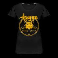 T-Shirts ~ Women's Premium T-Shirt ~ Welcome to Kale Women's T-Shirt