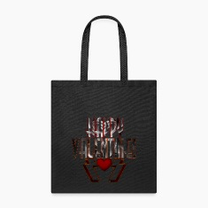 Happy Valentine DSS Tote Bag