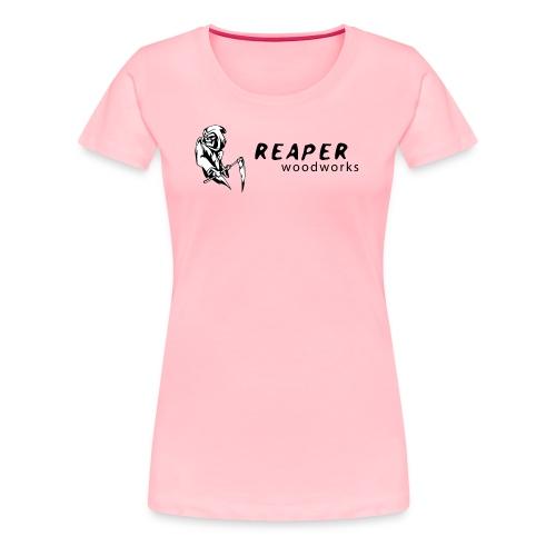 Womens pink  - Women's Premium T-Shirt