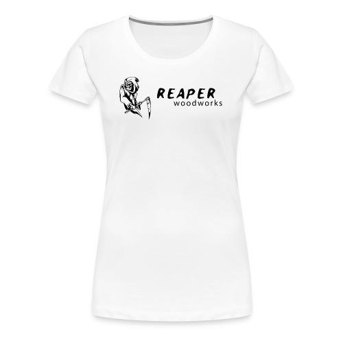 Womens white - Women's Premium T-Shirt