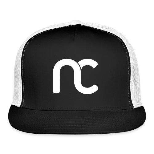 Printed Logo Hat - Trucker Cap
