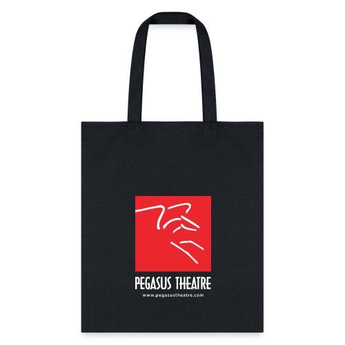 Pegasus Block Canvas Tote - Tote Bag