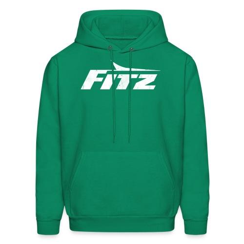 Fitz Retro Men's Hoodie - Men's Hoodie