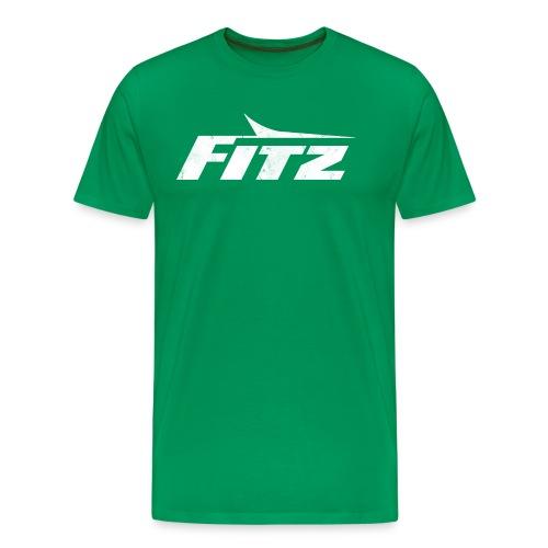 Fitz Retro Men's Premium T-shirt - Men's Premium T-Shirt
