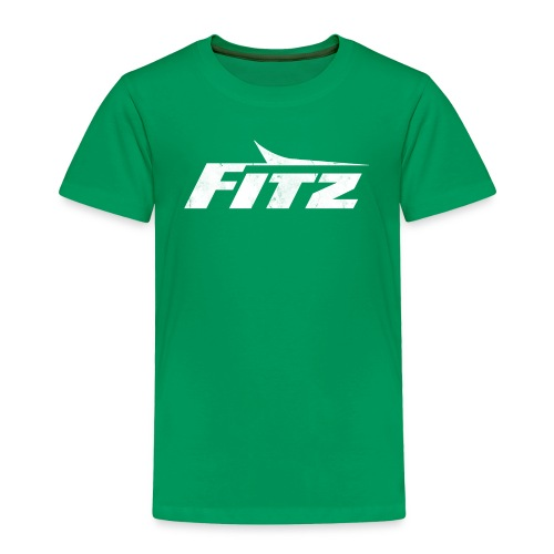 Fitz Retro Toddler Premium T-shirt - Toddler Premium T-Shirt