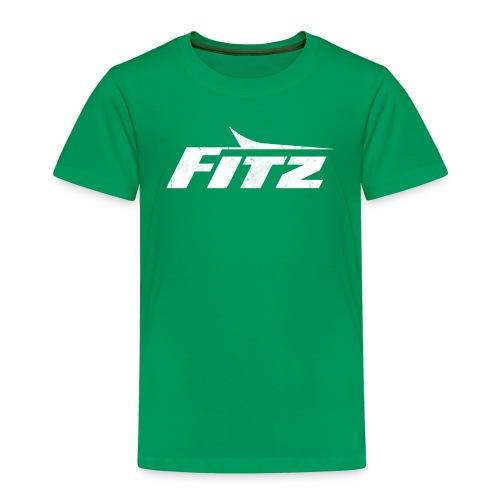 Fitz Retro Toddler Premium T-shirt - Toddler Premium T-Shirt