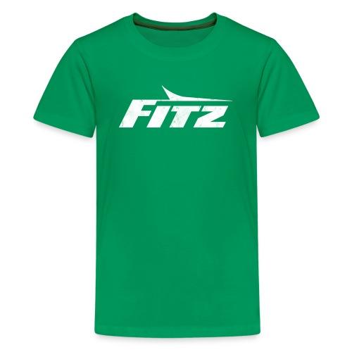 Fitz Retro Kids Premium T-shirt - Kids' Premium T-Shirt