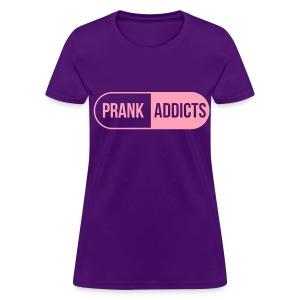 Women's | Pink Logo - Women's T-Shirt