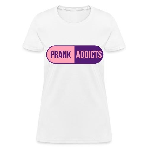 Women's   Purple & Pink Logo - Women's T-Shirt