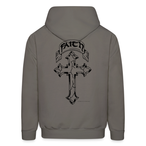 Virtue Series Faith hooded sweatshirt - Men's Hoodie