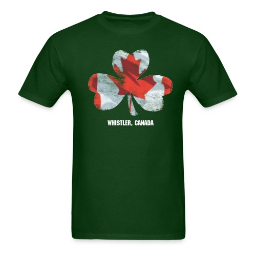 Mens St Patricks Day Canada - Men's T-Shirt