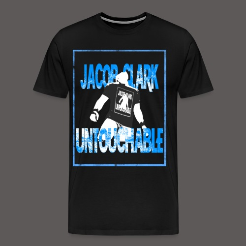 Men's Jacob Clark Untouchable T-Shirt - Men's Premium T-Shirt