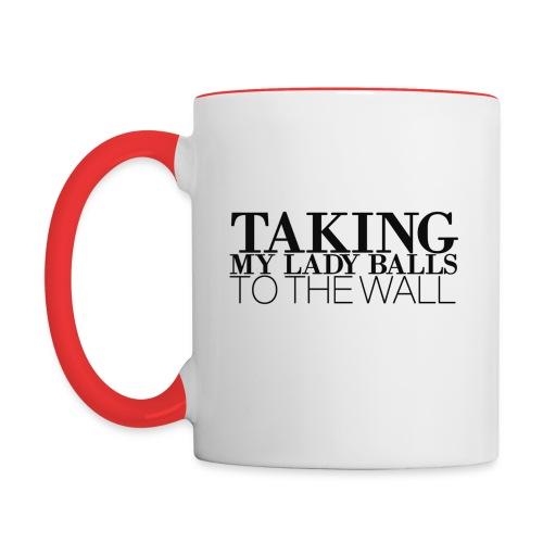 SLB Mug - Contrast Coffee Mug