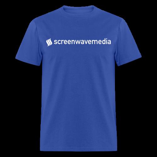 SW Front Back Logo Shirt - Men's T-Shirt